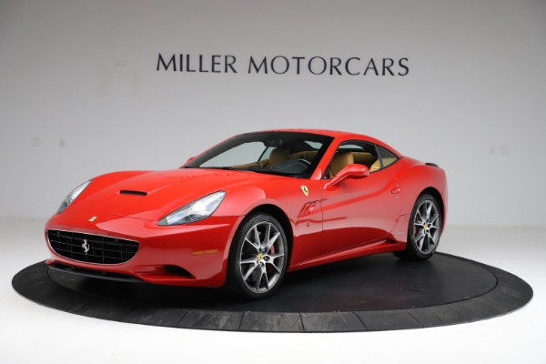 Used 2010 Ferrari California for sale $114,900 at Bugatti of Greenwich in Greenwich CT 06830 13