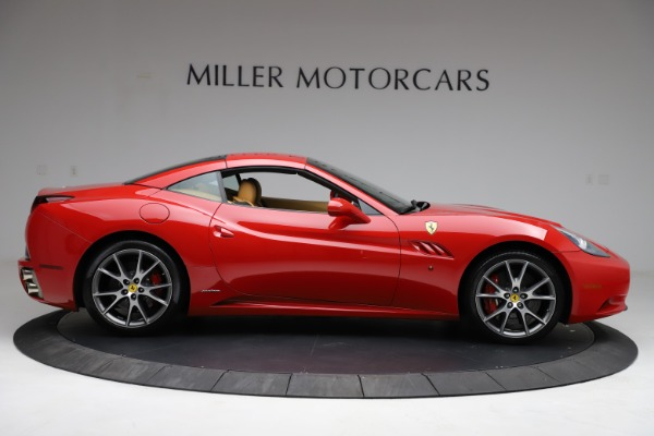 Used 2010 Ferrari California for sale $114,900 at Bugatti of Greenwich in Greenwich CT 06830 17
