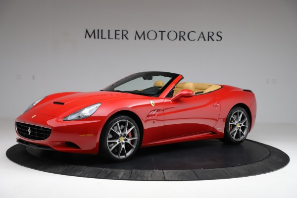 Used 2010 Ferrari California for sale $114,900 at Bugatti of Greenwich in Greenwich CT 06830 2