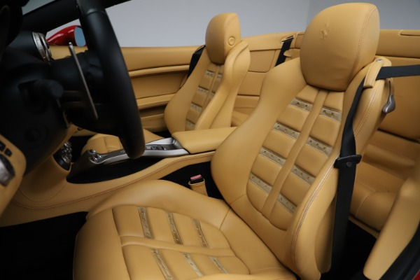 Used 2010 Ferrari California for sale $114,900 at Bugatti of Greenwich in Greenwich CT 06830 21