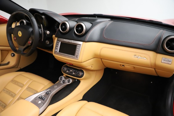 Used 2010 Ferrari California for sale $114,900 at Bugatti of Greenwich in Greenwich CT 06830 24