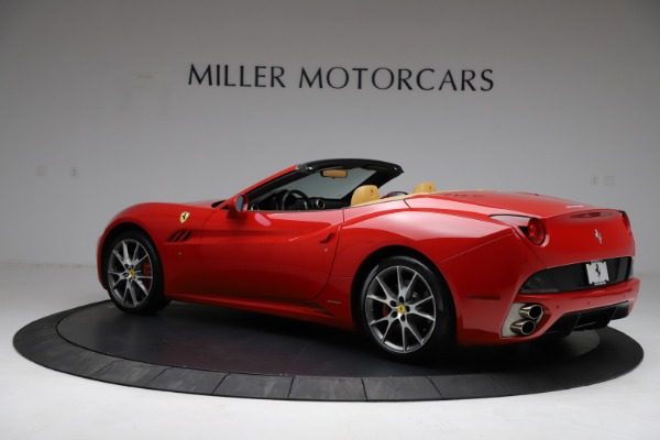 Used 2010 Ferrari California for sale $114,900 at Bugatti of Greenwich in Greenwich CT 06830 4