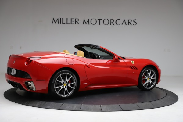 Used 2010 Ferrari California for sale $114,900 at Bugatti of Greenwich in Greenwich CT 06830 8