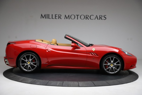 Used 2010 Ferrari California for sale $114,900 at Bugatti of Greenwich in Greenwich CT 06830 9