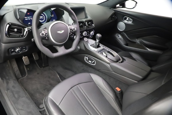 New 2021 Aston Martin Vantage for sale Sold at Bugatti of Greenwich in Greenwich CT 06830 13