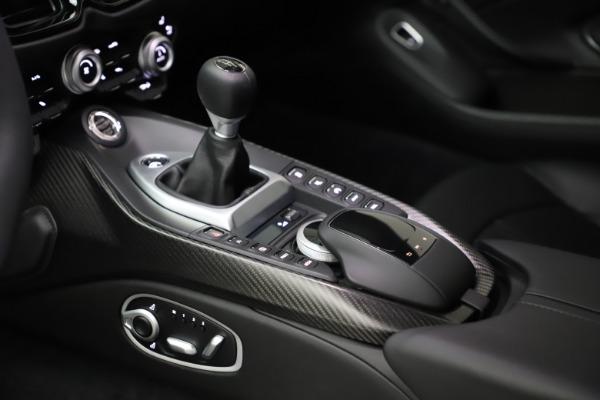 New 2021 Aston Martin Vantage for sale Sold at Bugatti of Greenwich in Greenwich CT 06830 17