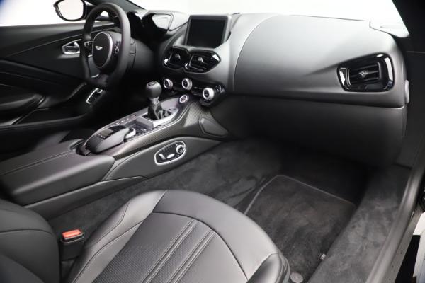 New 2021 Aston Martin Vantage for sale Sold at Bugatti of Greenwich in Greenwich CT 06830 19