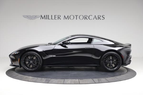 New 2021 Aston Martin Vantage for sale Sold at Bugatti of Greenwich in Greenwich CT 06830 2