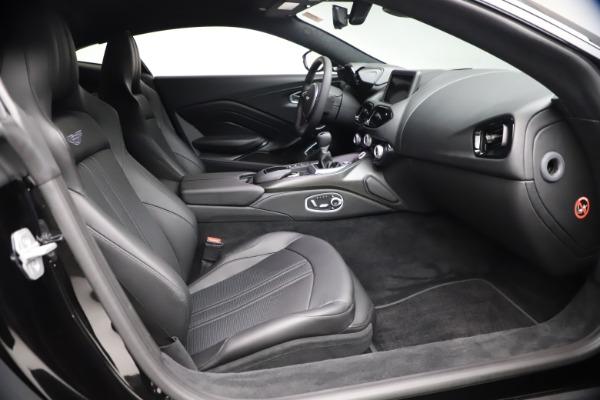 New 2021 Aston Martin Vantage for sale Sold at Bugatti of Greenwich in Greenwich CT 06830 20