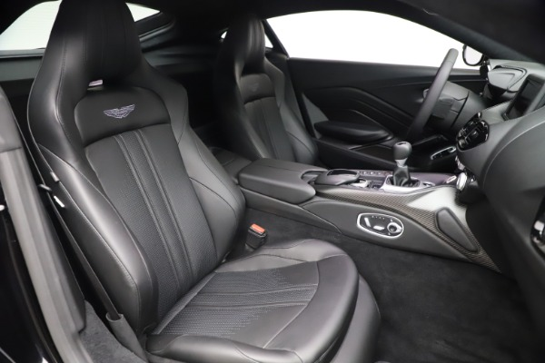 New 2021 Aston Martin Vantage for sale Sold at Bugatti of Greenwich in Greenwich CT 06830 21