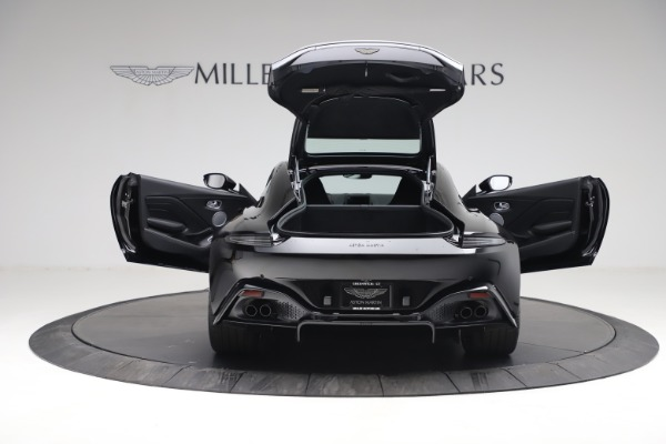 New 2021 Aston Martin Vantage for sale Sold at Bugatti of Greenwich in Greenwich CT 06830 24