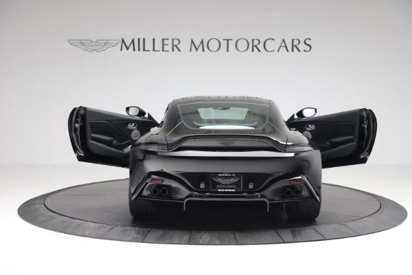 New 2021 Aston Martin Vantage for sale Sold at Bugatti of Greenwich in Greenwich CT 06830 25