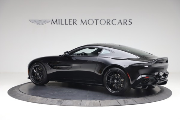 New 2021 Aston Martin Vantage for sale Sold at Bugatti of Greenwich in Greenwich CT 06830 3