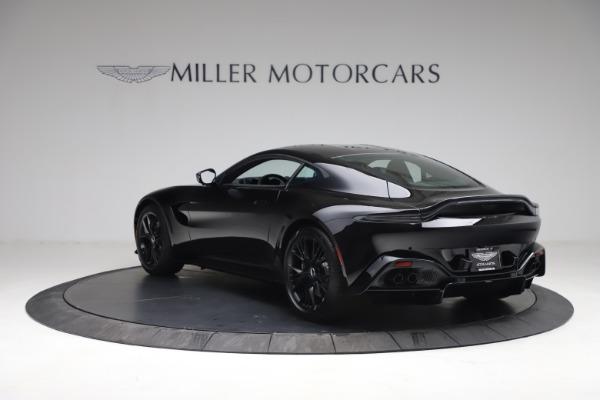 New 2021 Aston Martin Vantage for sale Sold at Bugatti of Greenwich in Greenwich CT 06830 4