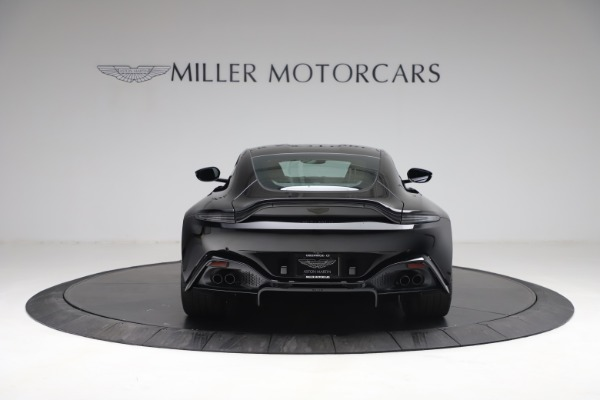 New 2021 Aston Martin Vantage for sale Sold at Bugatti of Greenwich in Greenwich CT 06830 5