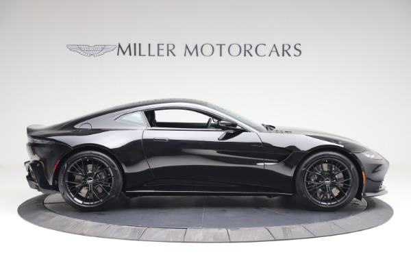 New 2021 Aston Martin Vantage for sale Sold at Bugatti of Greenwich in Greenwich CT 06830 8