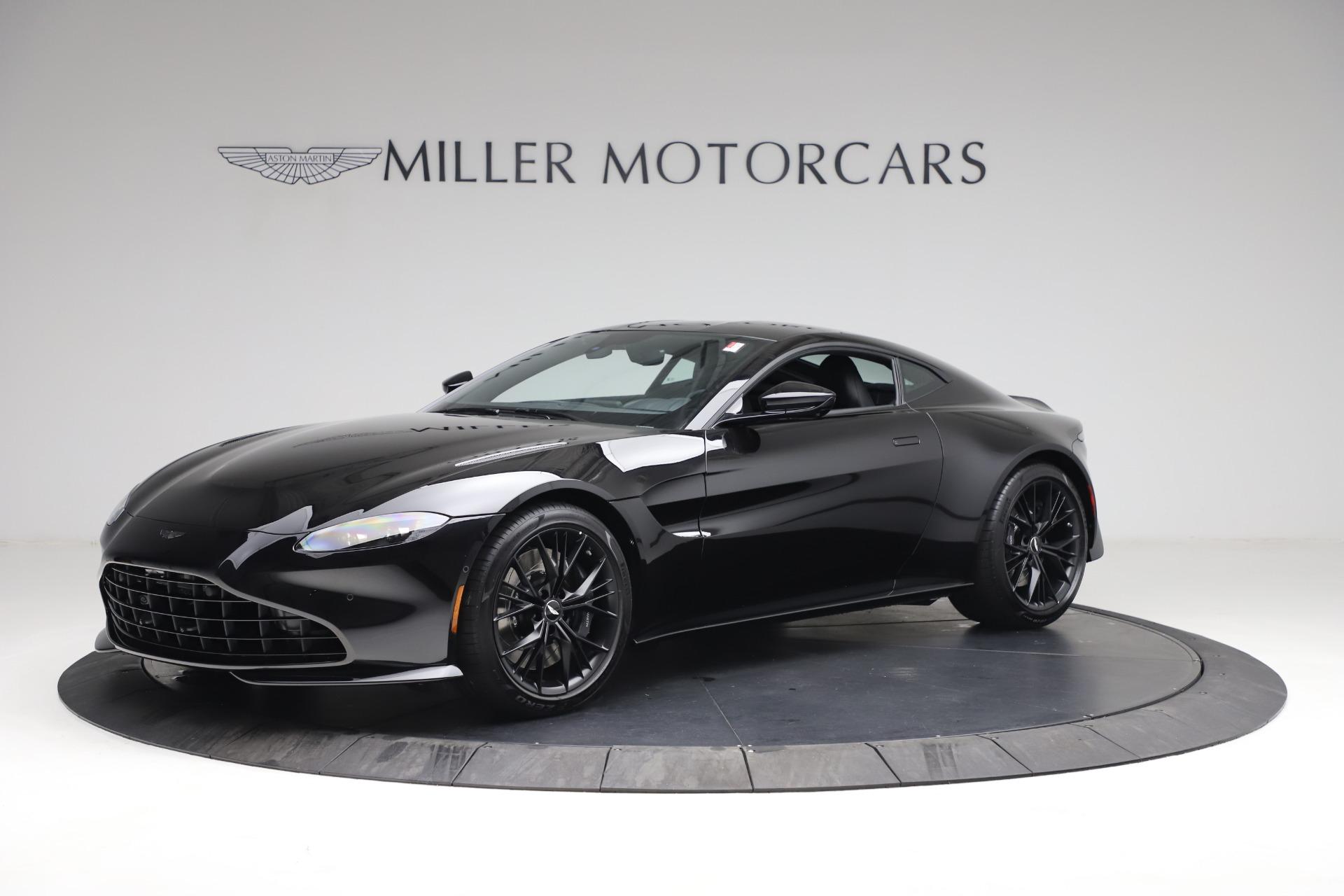 New 2021 Aston Martin Vantage for sale Sold at Bugatti of Greenwich in Greenwich CT 06830 1