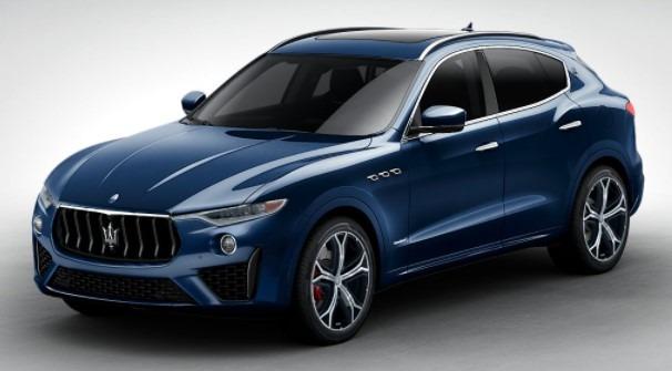 New 2021 Maserati Levante S Q4 GranSport for sale $104,835 at Bugatti of Greenwich in Greenwich CT 06830 1