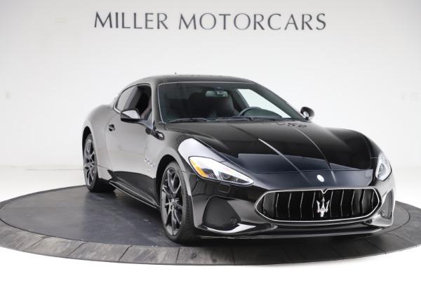 Used 2018 Maserati GranTurismo Sport for sale $99,900 at Bugatti of Greenwich in Greenwich CT 06830 11