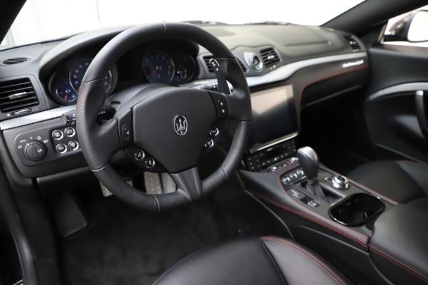 Used 2018 Maserati GranTurismo Sport for sale $99,900 at Bugatti of Greenwich in Greenwich CT 06830 13