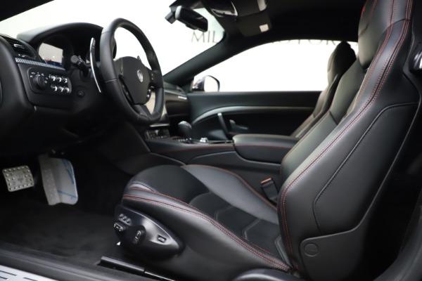Used 2018 Maserati GranTurismo Sport for sale $99,900 at Bugatti of Greenwich in Greenwich CT 06830 14