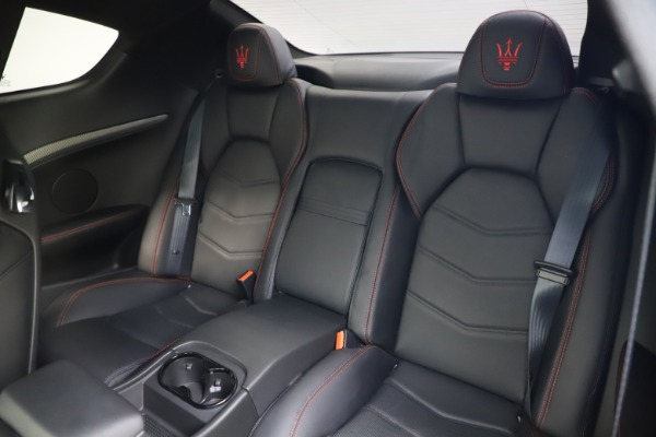 Used 2018 Maserati GranTurismo Sport for sale $99,900 at Bugatti of Greenwich in Greenwich CT 06830 17