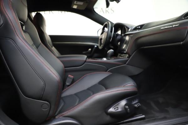 Used 2018 Maserati GranTurismo Sport for sale $99,900 at Bugatti of Greenwich in Greenwich CT 06830 19