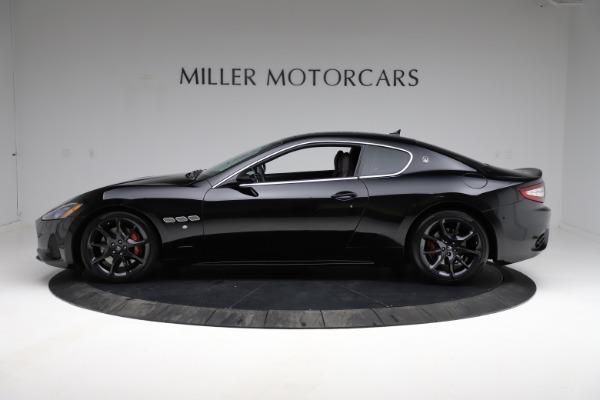 Used 2018 Maserati GranTurismo Sport for sale $99,900 at Bugatti of Greenwich in Greenwich CT 06830 3