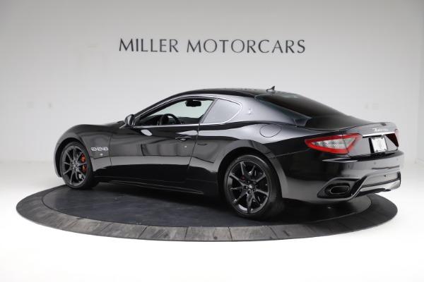 Used 2018 Maserati GranTurismo Sport for sale $99,900 at Bugatti of Greenwich in Greenwich CT 06830 4