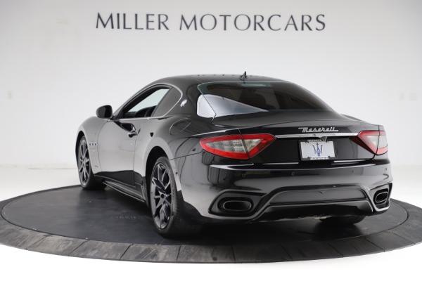 Used 2018 Maserati GranTurismo Sport for sale $99,900 at Bugatti of Greenwich in Greenwich CT 06830 5