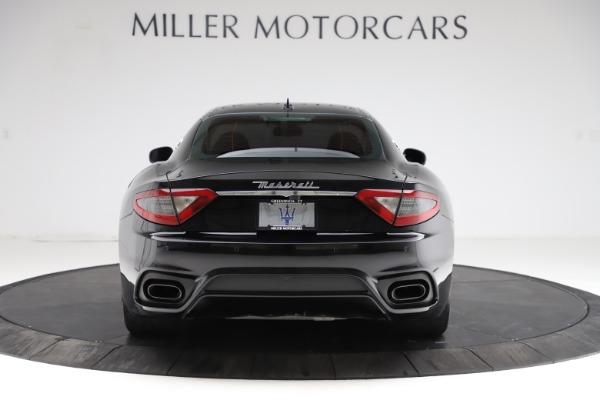 Used 2018 Maserati GranTurismo Sport for sale $99,900 at Bugatti of Greenwich in Greenwich CT 06830 6