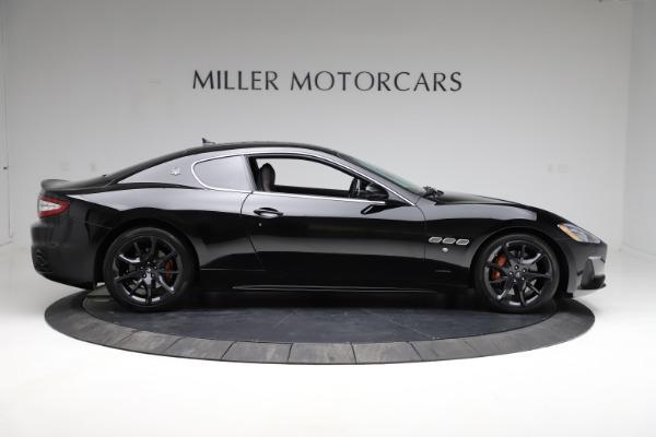 Used 2018 Maserati GranTurismo Sport for sale $99,900 at Bugatti of Greenwich in Greenwich CT 06830 9