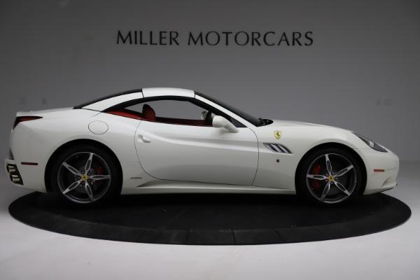 Used 2014 Ferrari California 30 for sale Call for price at Bugatti of Greenwich in Greenwich CT 06830 15