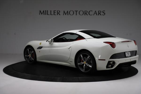 Used 2014 Ferrari California 30 for sale Call for price at Bugatti of Greenwich in Greenwich CT 06830 18