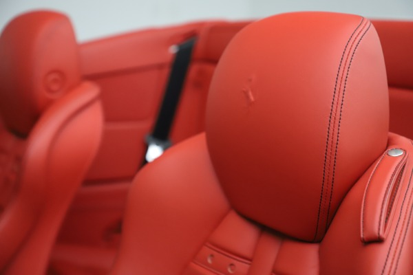 Used 2014 Ferrari California 30 for sale Call for price at Bugatti of Greenwich in Greenwich CT 06830 23