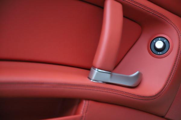 Used 2014 Ferrari California 30 for sale Call for price at Bugatti of Greenwich in Greenwich CT 06830 28