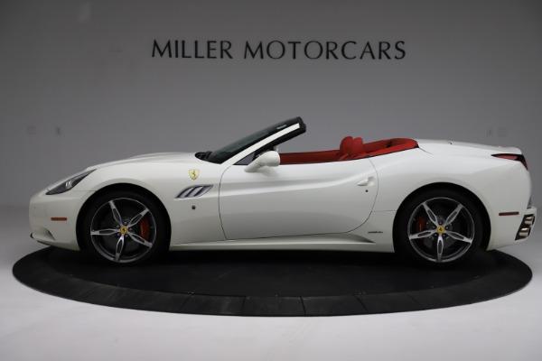 Used 2014 Ferrari California 30 for sale Call for price at Bugatti of Greenwich in Greenwich CT 06830 3
