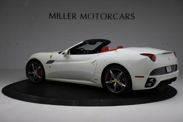 Used 2014 Ferrari California 30 for sale Call for price at Bugatti of Greenwich in Greenwich CT 06830 4