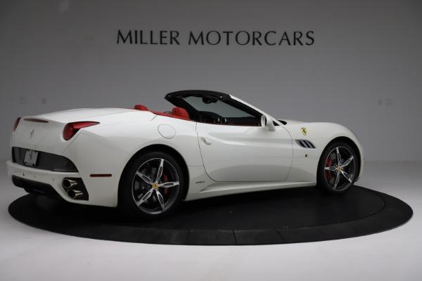Used 2014 Ferrari California 30 for sale Call for price at Bugatti of Greenwich in Greenwich CT 06830 8