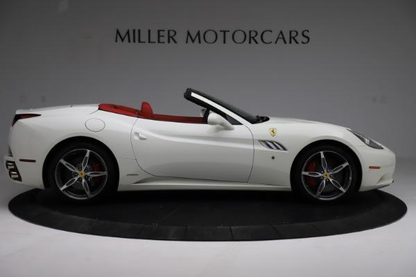 Used 2014 Ferrari California 30 for sale Call for price at Bugatti of Greenwich in Greenwich CT 06830 9