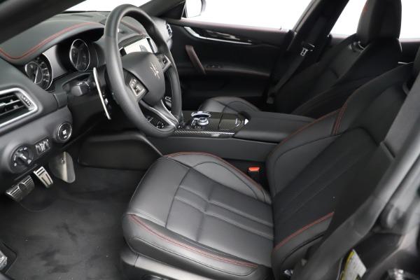 New 2021 Maserati Ghibli S Q4 GranSport for sale Sold at Bugatti of Greenwich in Greenwich CT 06830 15