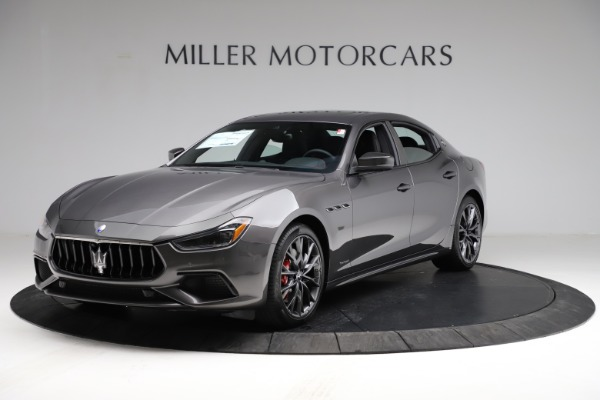 New 2021 Maserati Ghibli S Q4 GranSport for sale $100,285 at Bugatti of Greenwich in Greenwich CT 06830 2