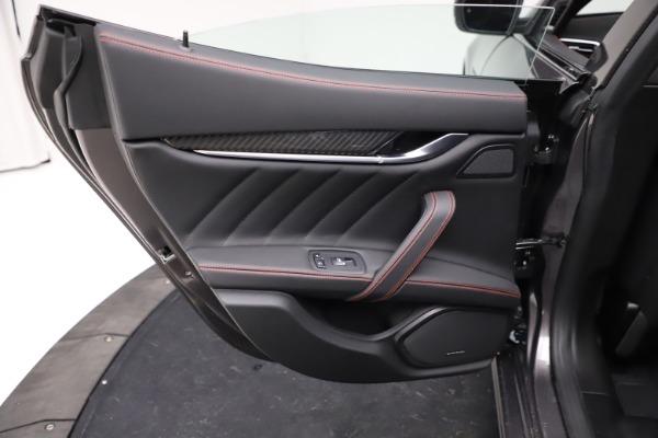 New 2021 Maserati Ghibli S Q4 GranSport for sale Sold at Bugatti of Greenwich in Greenwich CT 06830 21