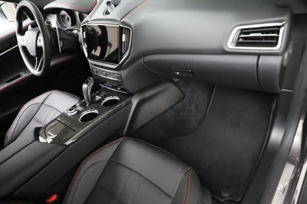 New 2021 Maserati Ghibli S Q4 GranSport for sale Sold at Bugatti of Greenwich in Greenwich CT 06830 22