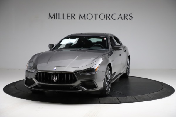 New 2021 Maserati Ghibli S Q4 GranSport for sale $100,285 at Bugatti of Greenwich in Greenwich CT 06830 1