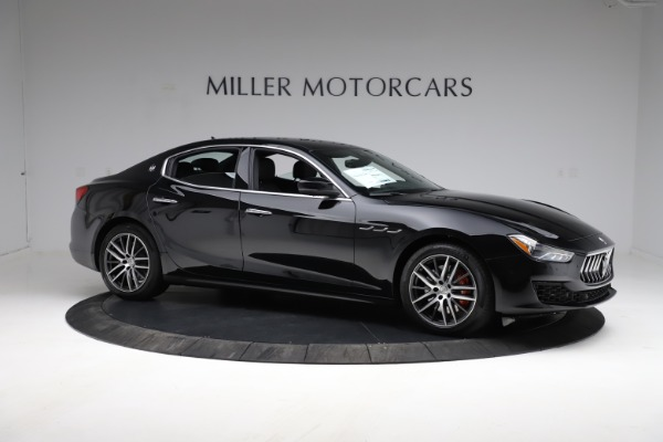 New 2021 Maserati Ghibli S Q4 for sale $86,654 at Bugatti of Greenwich in Greenwich CT 06830 10