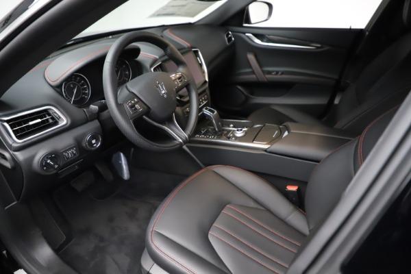 New 2021 Maserati Ghibli S Q4 for sale $86,654 at Bugatti of Greenwich in Greenwich CT 06830 14