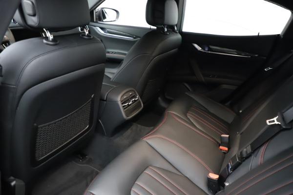New 2021 Maserati Ghibli S Q4 for sale $86,654 at Bugatti of Greenwich in Greenwich CT 06830 17