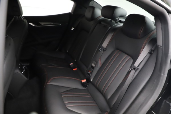 New 2021 Maserati Ghibli S Q4 for sale $86,654 at Bugatti of Greenwich in Greenwich CT 06830 19