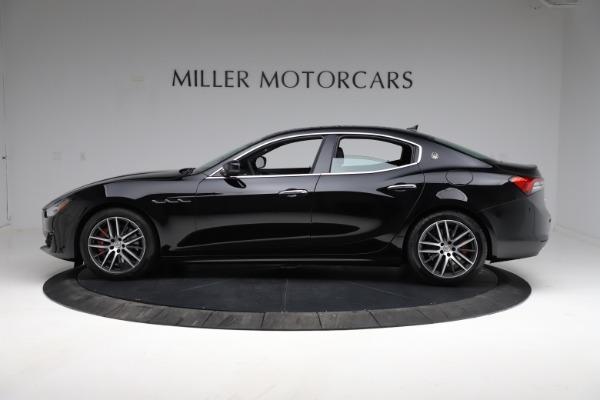 New 2021 Maserati Ghibli S Q4 for sale $86,654 at Bugatti of Greenwich in Greenwich CT 06830 3